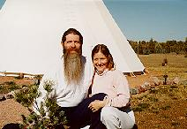 Lynn & Jim Founders of C & H Ranch